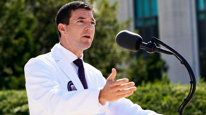 The President's Doctor Has Lost All Credibility