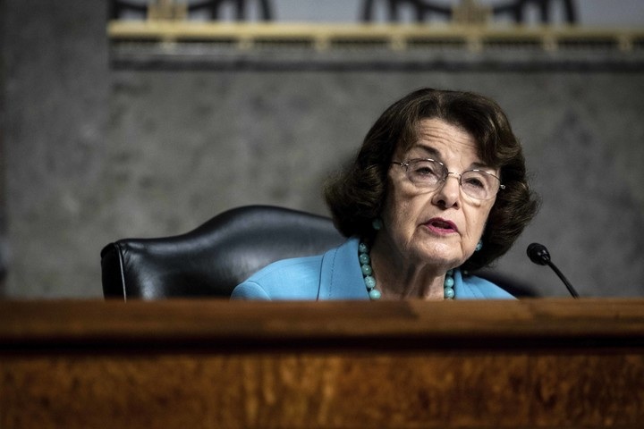 Democrats worry Feinstein can't handle Supreme Court battle