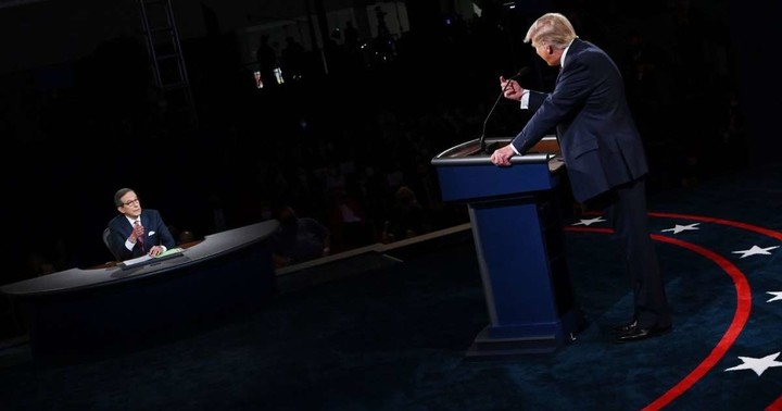 Trump Is on Defense in Crucial States After Debate