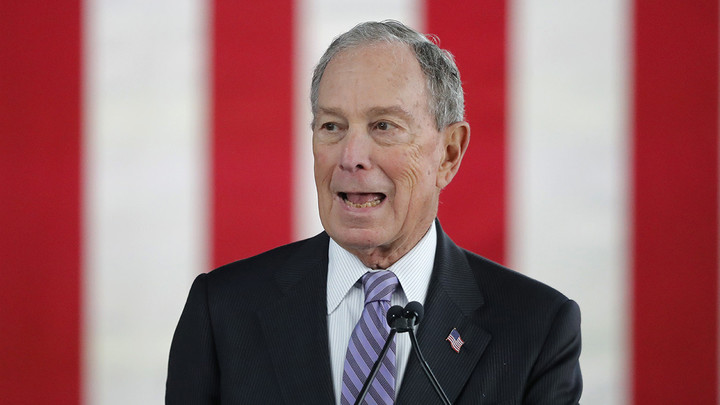 Bloomberg considering Hillary as running mate?