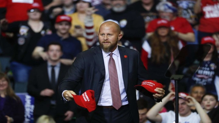 Former Trump campaign manager Brad Parscale, armed, barricades self in Fort Lauderdale home, police called