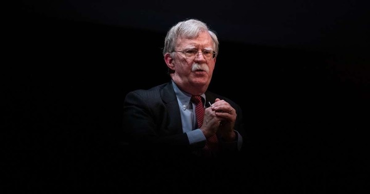 White House Tells Bolton His Book Still Contains Classified Information