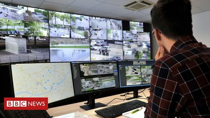 Cameras to monitor masks and distancing in France
