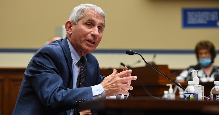 Fauci says coronavirus vaccine trials could be stopped early if they produce good results