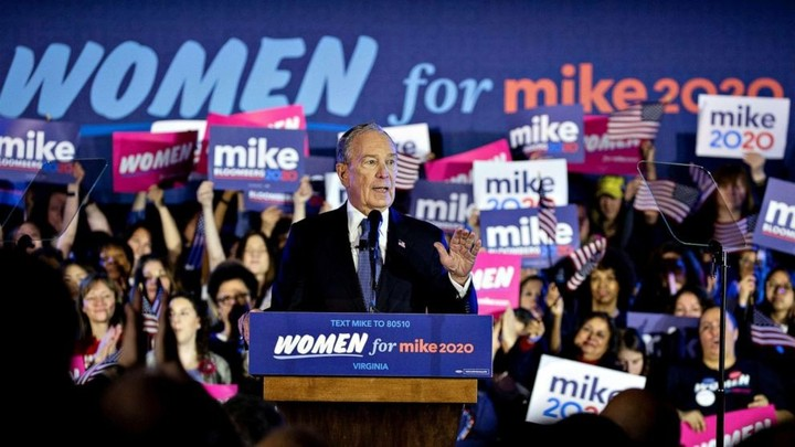 Bloomberg to female voters: I will fight with you