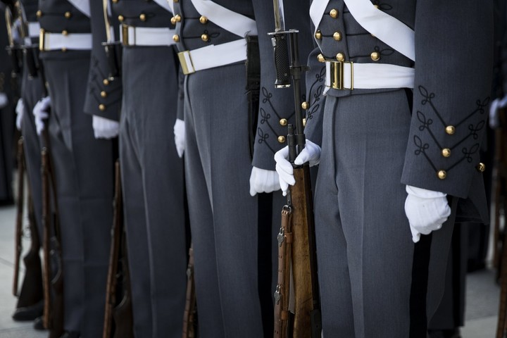A group of West Point alumni slam Trump administration's politicization of U.S. military ahead of graduation