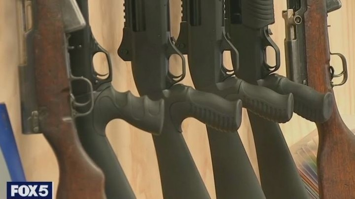 First a pandemic, then civil unrest: Gun sales spike again