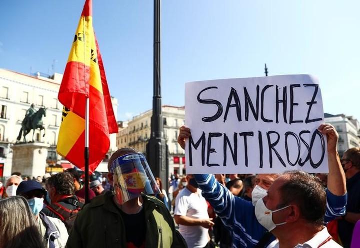 Madrid asks for Spanish army's help in battling coronavirus surge