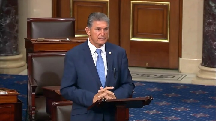 WATCH: Republican-Controlled Senate Passes Peaceful Transfer of Power Resolution Vowing 'No Disruptions by the President'