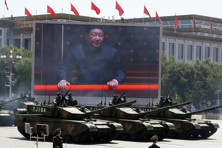 Chinese military calls US biggest threat to world peace