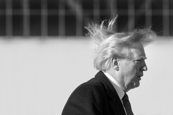 Trump Reportedly Cancelled Visit to War Dead in WWI Cemetery Because It's 'Filled With Losers' And He Didn't Want to Mess Up Hair
