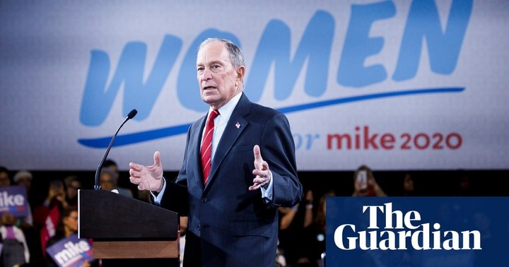 Bloomberg made sexist remarks?