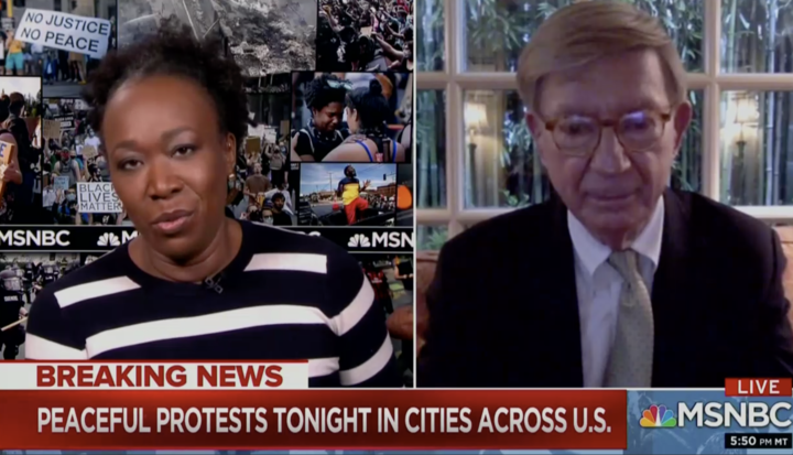 George Will Says Republicans Will Forget Trump 'Fairly Fast' When He Loses Election: 'Trump? I Don't Recognize The Name'