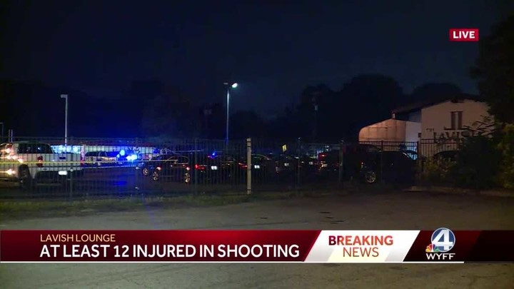 2 dead, 8 others injured in shooting at Lavish Lounge in Greenville County, deputies say