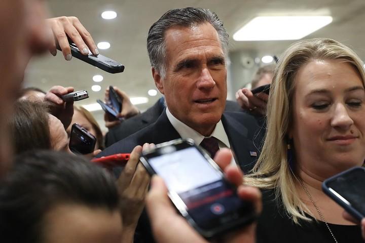 Trump wants to tie Romney to Burisma?