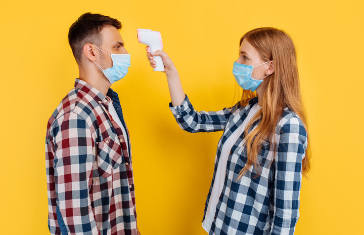 Hosting during a pandemic: 30% of Americans will take guests' temperature before allowing them in - Study Finds