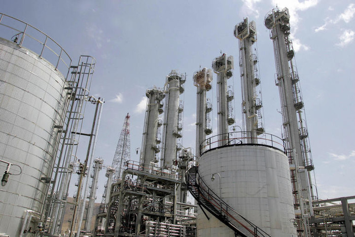 Iran Caught Stockpiling Enriched Uranium Needed for Bomb