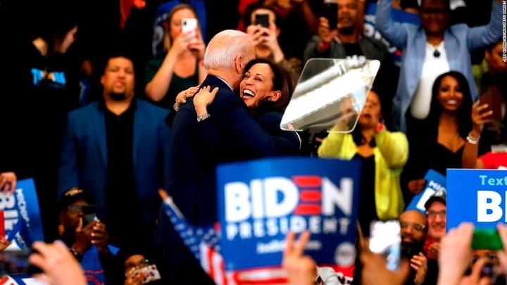 Who will be Biden's running mate?