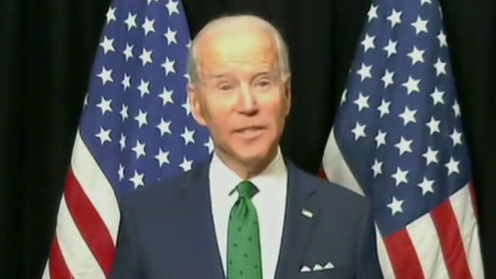 Biden launching his own coronavirus briefings, as he fights to return from 'sideline'