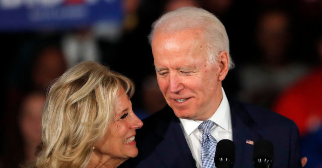Biden mixes up his wife and sister