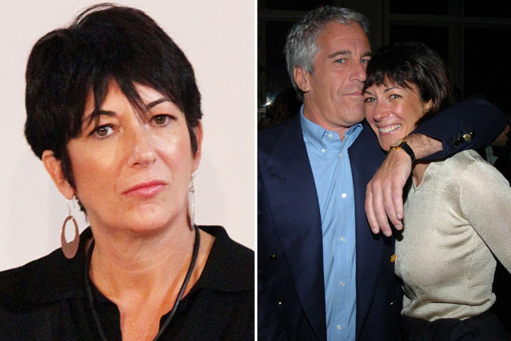 Woman claims Ghislaine Maxwell 'raped her 30 times from when she was 14 and abuse ended when Epstein got her pregnant'