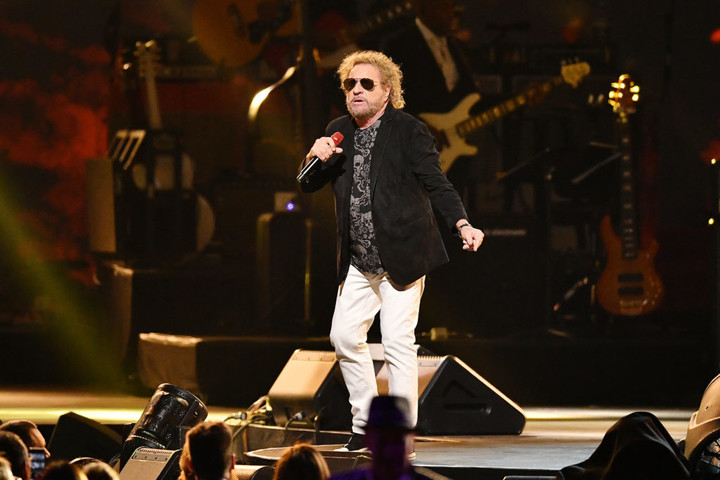Sammy Hagar Vows to Play Continue to Play Shows Despite COVID: 'Some of Us Have to Sacrifice'