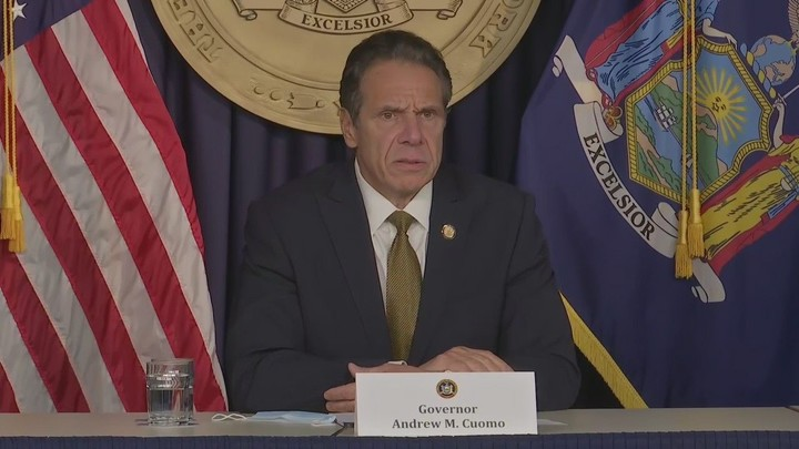 Gov. Cuomo orders NYC schools in COVID hotspots to close
