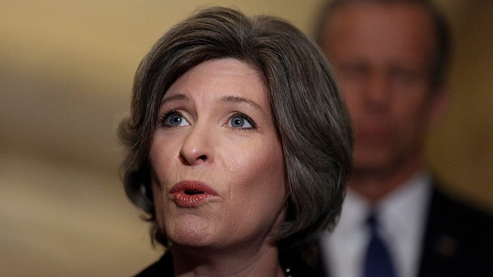Poll: Ernst lead evaporates in Iowa Senate race