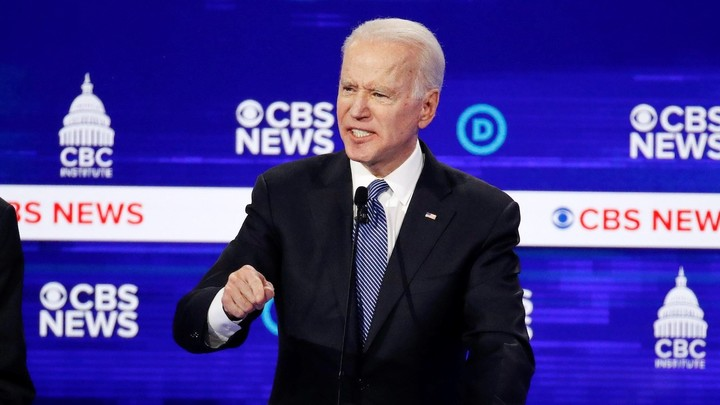 Why is Biden prone to bizarre outbursts?