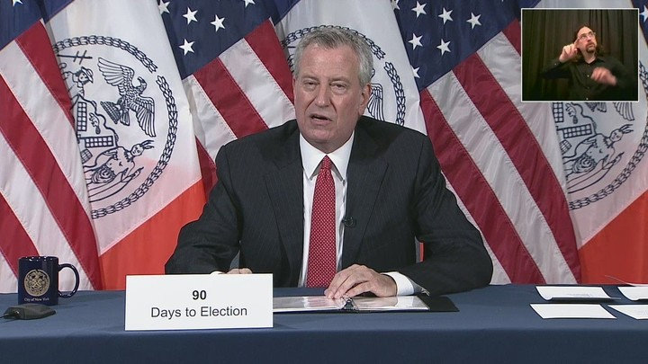 NYC to set up quarantine checkpoints at city borders