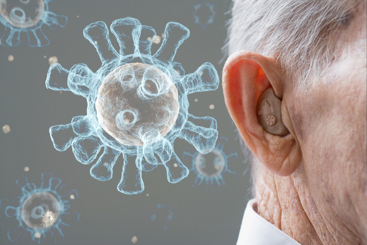 COVID-19 survivors could lose hearing along with sense of smell, taste