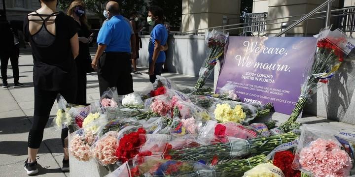 Florida's Elder-Care Facilities Buckle as Covid-19 Deaths Climb