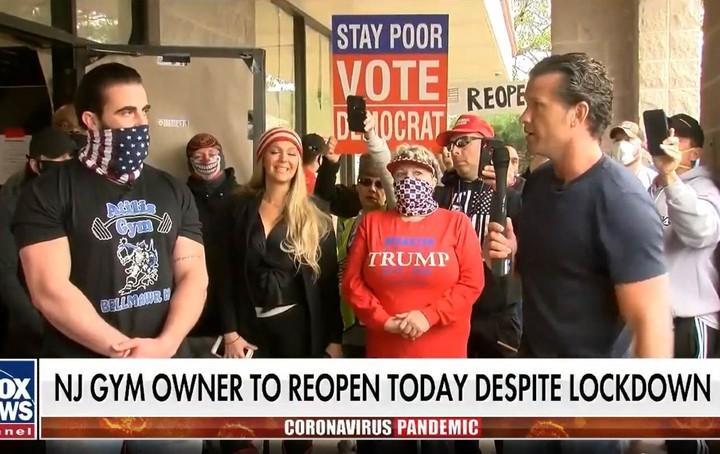 A Fox News Anchor Egged On a Clash With Police. It Didn't Work.