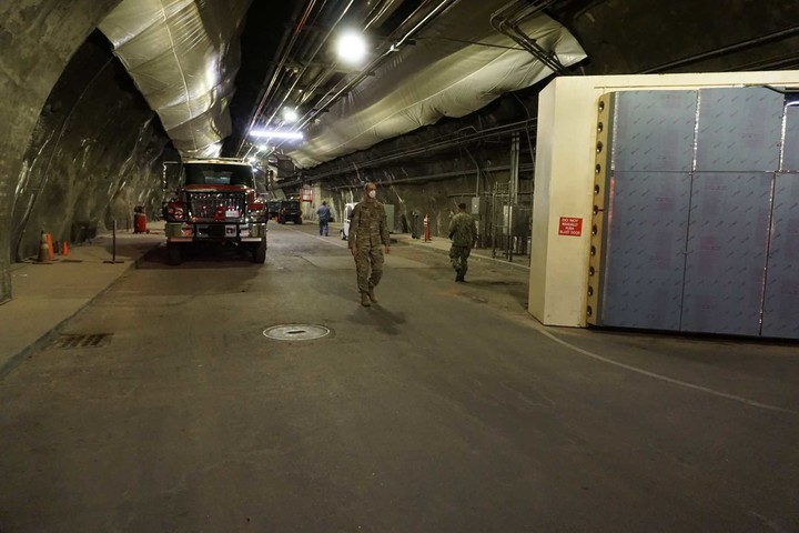 To protect 'no-fail' mission, U.S. military unit moves into mountain bunker