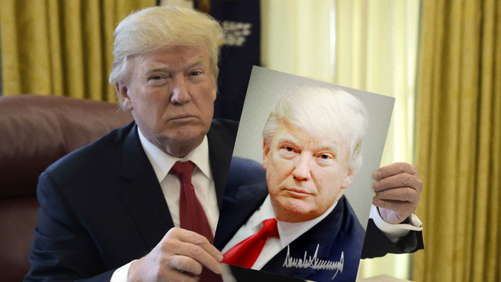 Trump Seeks To Stimulate Economy By Sending Rare Autographed Photo To Every American