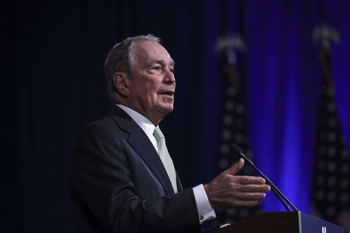 Bloomberg drops out of presidential race and endorses Biden