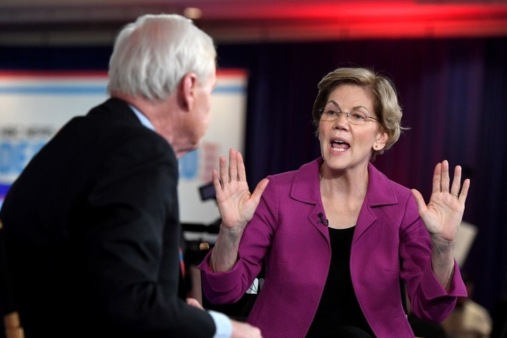 Is the media really unfair to Warren?