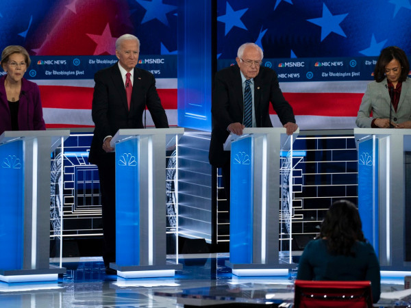 Will Biden Choose A Running Mate Based On Electability, Ideology Or Identity?