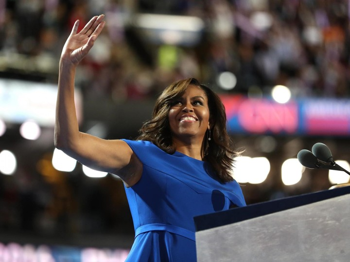 Michelle Obama urged to run as vice-president