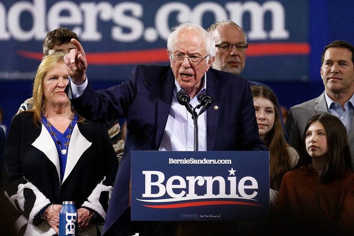 Sanders campaign with a comeback plan