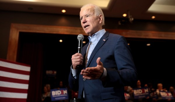 The Mysterious Rise, Fall, and Rise of Joe Biden