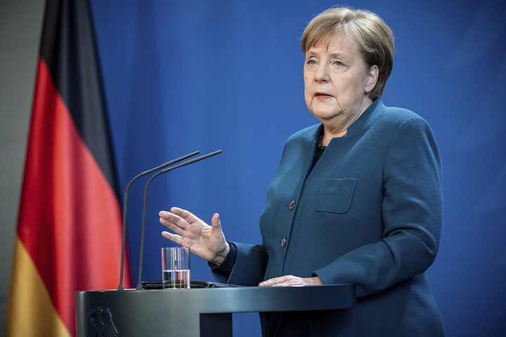 Merkel rebuffs Trump invitation to G-7 summit