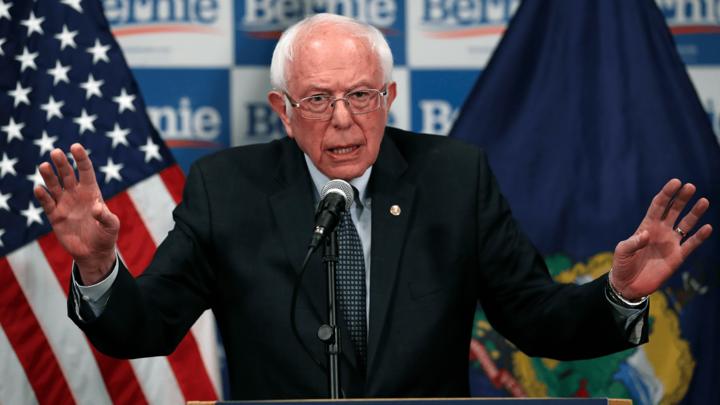 Sanders: The coronavirus could be like the World War II