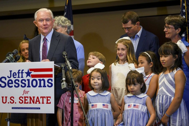 The rise and humiliating fall of Jeff Sessions, a cautionary tale for other Republicans