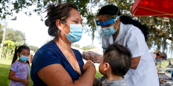 U.S. Reports Highest Daily Coronavirus Cases Since July