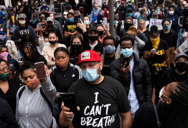 'If You Keep Murdering Black People, The City Will Burn': Community Shares Their Anguish At Rally