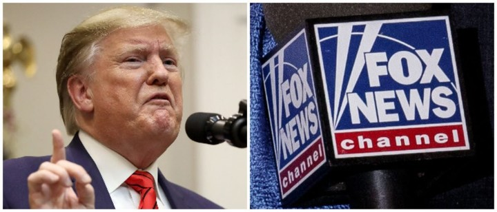 Trump Warns That Chris Wallace, Fox News Are 'On A Bad Path' After Pelosi Interview