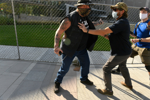Journalists' use of private security increasing in Denver as attacks on the media rise nationwide