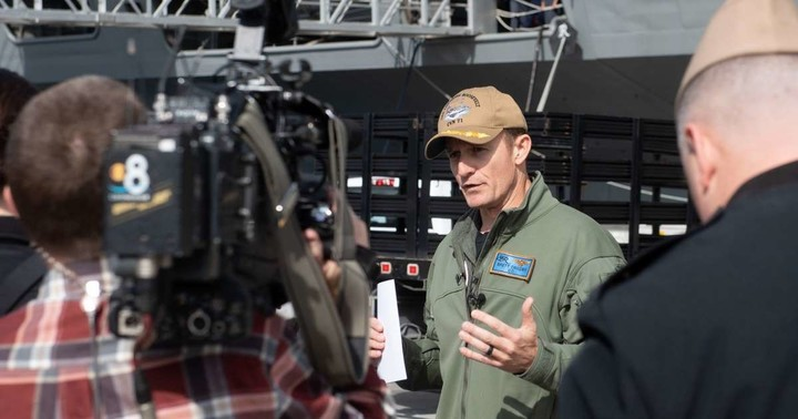 Navy Upholds Ouster of Carrier Captain After Furor Over Outbreak
