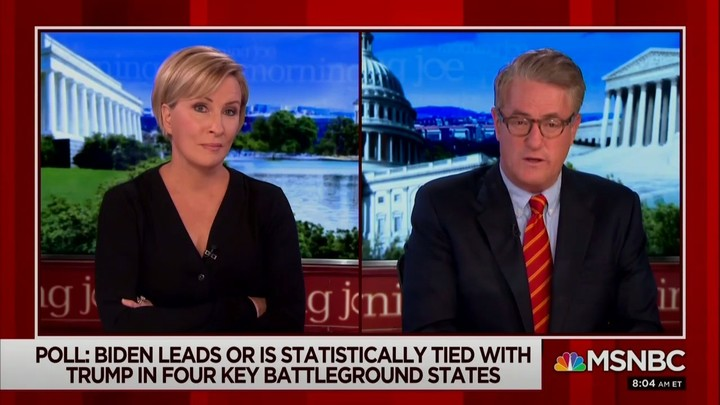 Scarborough Suggests Trump is Tanking on Purpose: Looks Like a 'Deliberate Attempt to Drive His Campaign Into the Ground'